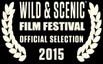 Winner, Wild and Scenic Film Festival, 2015