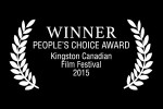 Winner, Kingston Canadian Film Festival, 2015